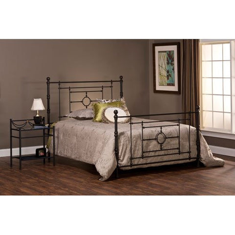 Hillsdale 1126BFR Cameron Bed Set - Full - with Rails - HillsdaleSuperStore