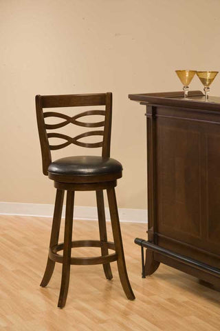 Hillsdale 4467-826 Elkhorn Swivel Counter Stool - HillsdaleSuperStore