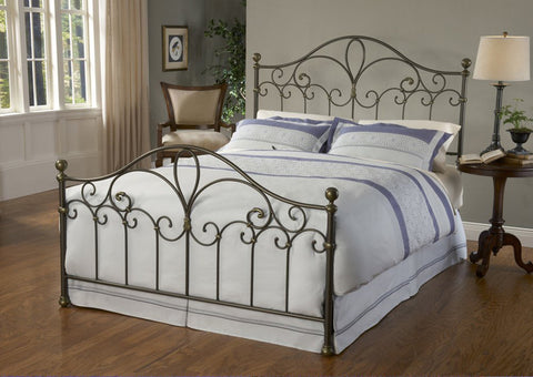 Hillsdale 1520HFQR Meade Headboard - Full/Queen - w/Rails - HillsdaleSuperStore