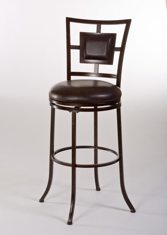 "Hillsdale Furniture 5290-830 Foxholm 30"" Swivel Bar Stool - HillsdaleSuperStore"