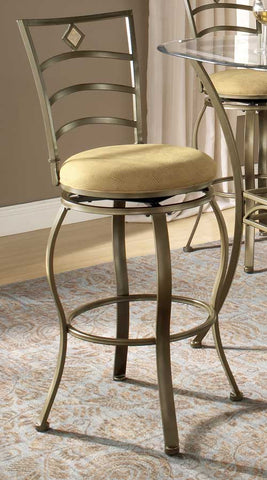 Hillsdale Brookside Marin Swivel Counter Stool 4815-841 - HillsdaleSuperStore