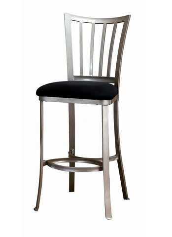 "Hillsdale Delray 26"" Non-Swivel Counter Stool 4660-826 - HillsdaleSuperStore - 1"