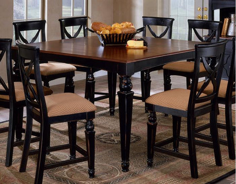 Hillsdale Northern Heights Counter Height Dining Table 4439-835 - HillsdaleSuperStore