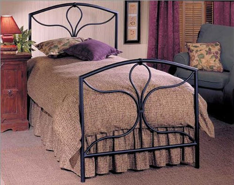 Hillsdale 241BQ Morgan Bed Set - Queen - Rails not included - HillsdaleSuperStore