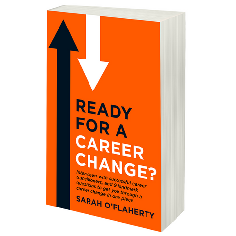 Ready For A Career Change Book