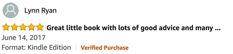 Amazon Review - Ready for a career change