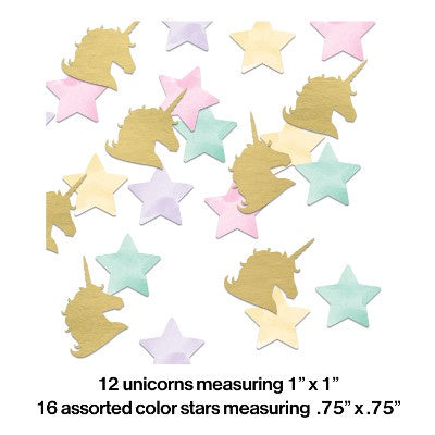 CONF PRT 12/1CT UNICORN SPARKLE