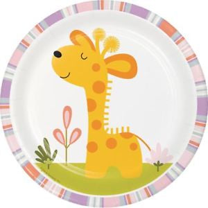 PLT7 SS 12/8CT HAPPI JUNGLE GIRAFFE [324579]