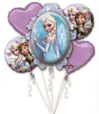 Disney Frozen Balloon Bouquet