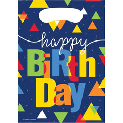 Birthday: Kids Birthday (Boys): Geo Pop