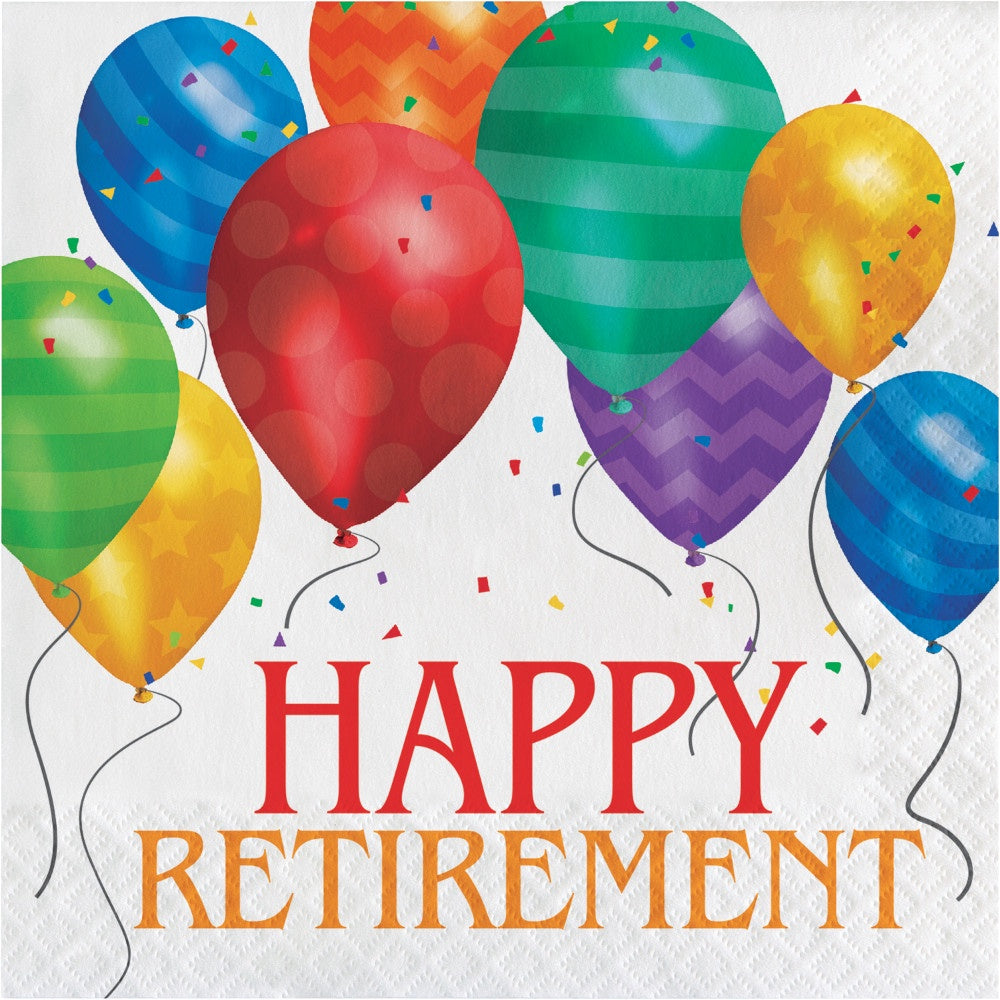 LN 12/16CT 2P BALLOON BLAST HPY RETIRE