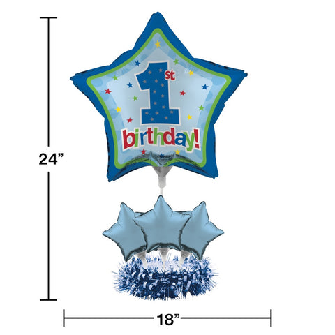 CP BLN KIT 4/1CT IST BIRTHDAY