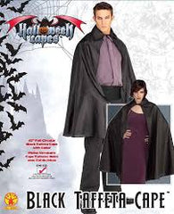Costumes: Men: Taffeta Cape