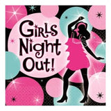Bachelorette Girls Night Out Napkins