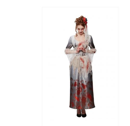 Bloody Hands Dress [ 820474-M ]
