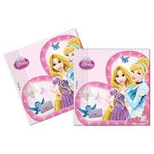 Princess Glamour 2 Ply Napkins