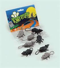 Scary Creatures. Mice. 8/Pkt