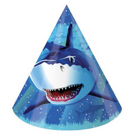 HAT CHILD 6/8CT SHARK SPLASH [205887]