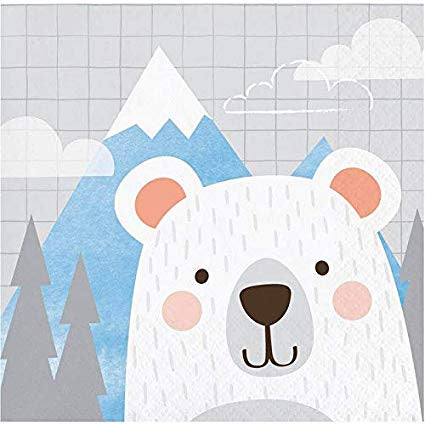 BN 12/16CT 2P 1ST MTNS BIRTHDAY BEAR [336070]