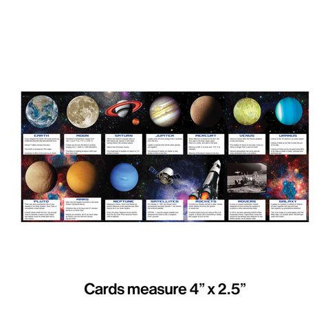 FVR FACT CARDS 12/14 SPACE BL [051533]