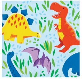 BN 12/16CT 2P DINOSAUR FRIENDS