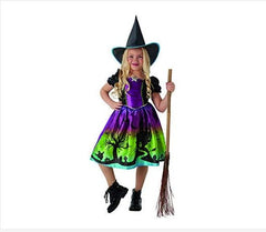 Costumes: Kids (1-13): Ombre Witch
