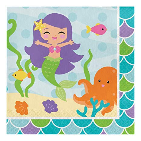 LN 12/16CT 2P MERMAID FRIENDS [317261]