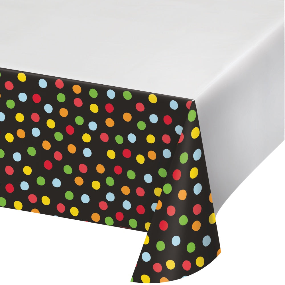 TC PL 12/1CT 48X88 POLKA DOT B