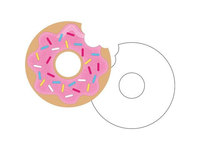 INV DC PSCD 6/8CT DONUT TIME [324231]