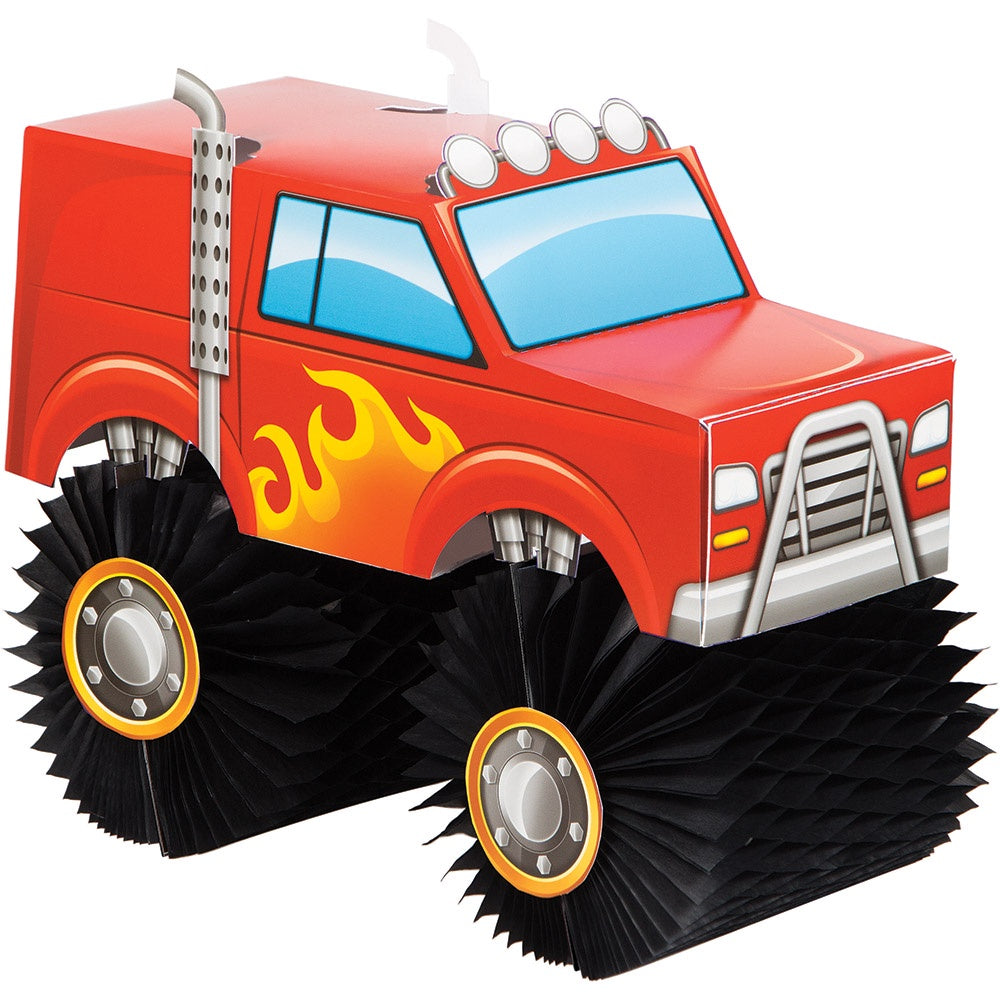 CP HC 3D TRUCK 6/1CT MONSTER TRUCK RALLY