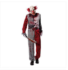 Costumes: Men: Evil Clown