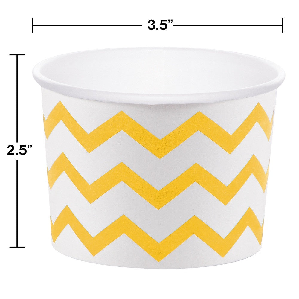 CUP TREAT 12/6 CHEVRON SCHL BU [324485]