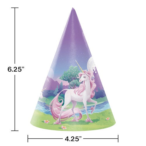 HAT CHILD 6/8CT UNICORN FANTAS [205603]