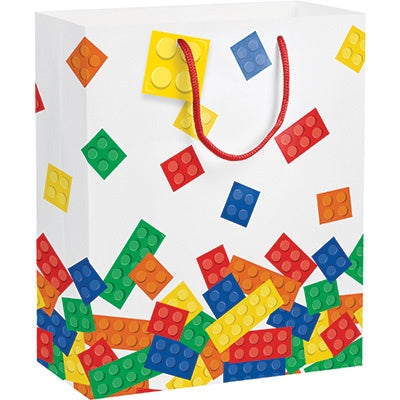Gift Bag Bag Gift 12/1Ct Block Party