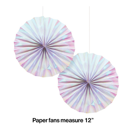 FAN PR 12/2CT IRIDESCENT [336384]