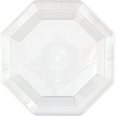 PLT10.25 PL OCT 6/8CT CLEAR