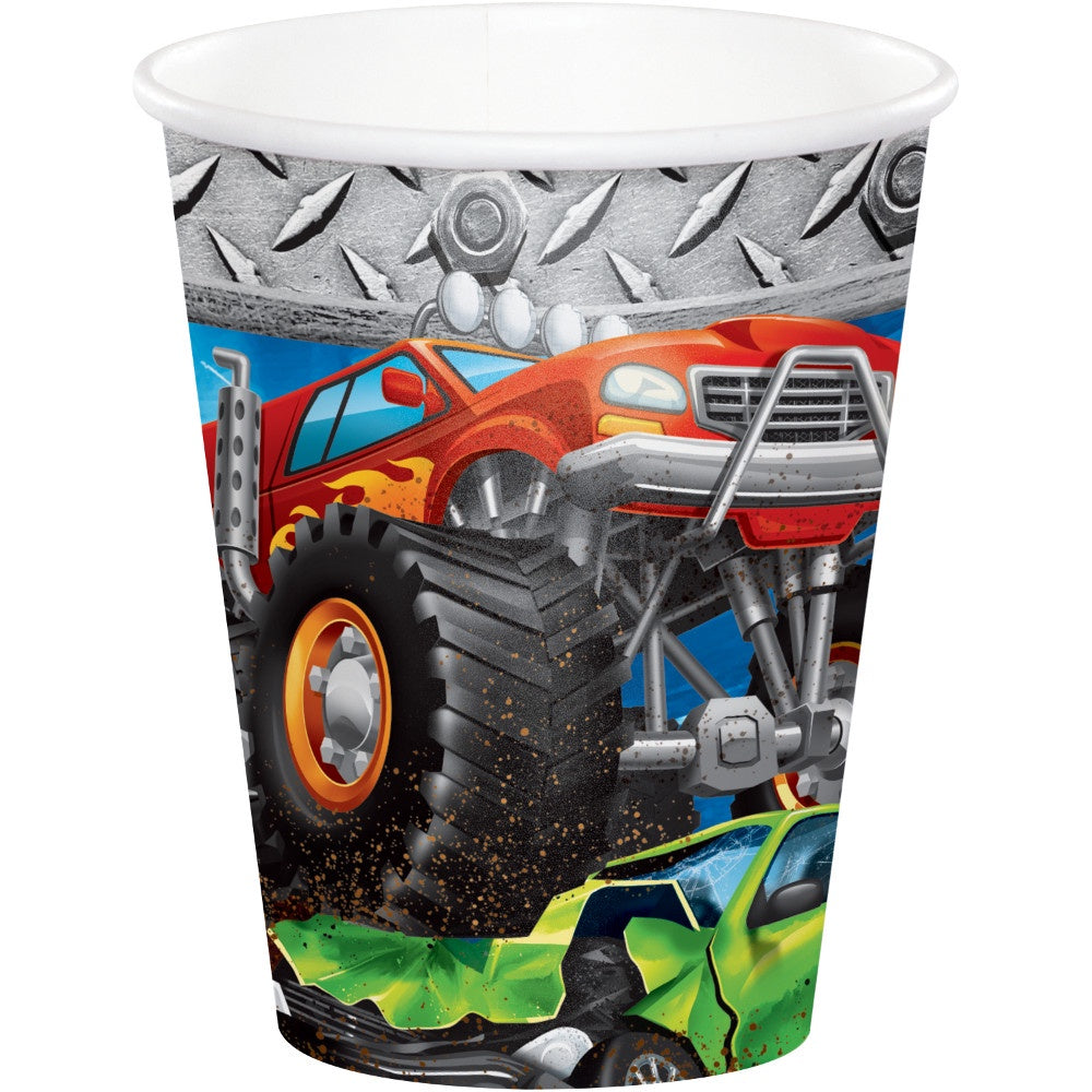 9CUP 12/8CT MONSTER TRUCK RALLY