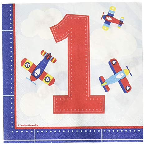 LN 12/16CT 2P LIL' FLYER AIRPLANE 1ST BD