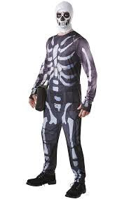 Frt- Skull Trooper Jumpsuit [ 300195-M ]