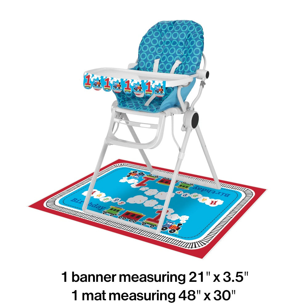 HIGH CHAIR KIT 6/1CT ALL ABOARD