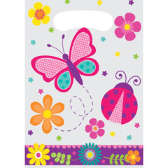 Birthday: Kids Birthday (Girls): Butterfly Garden