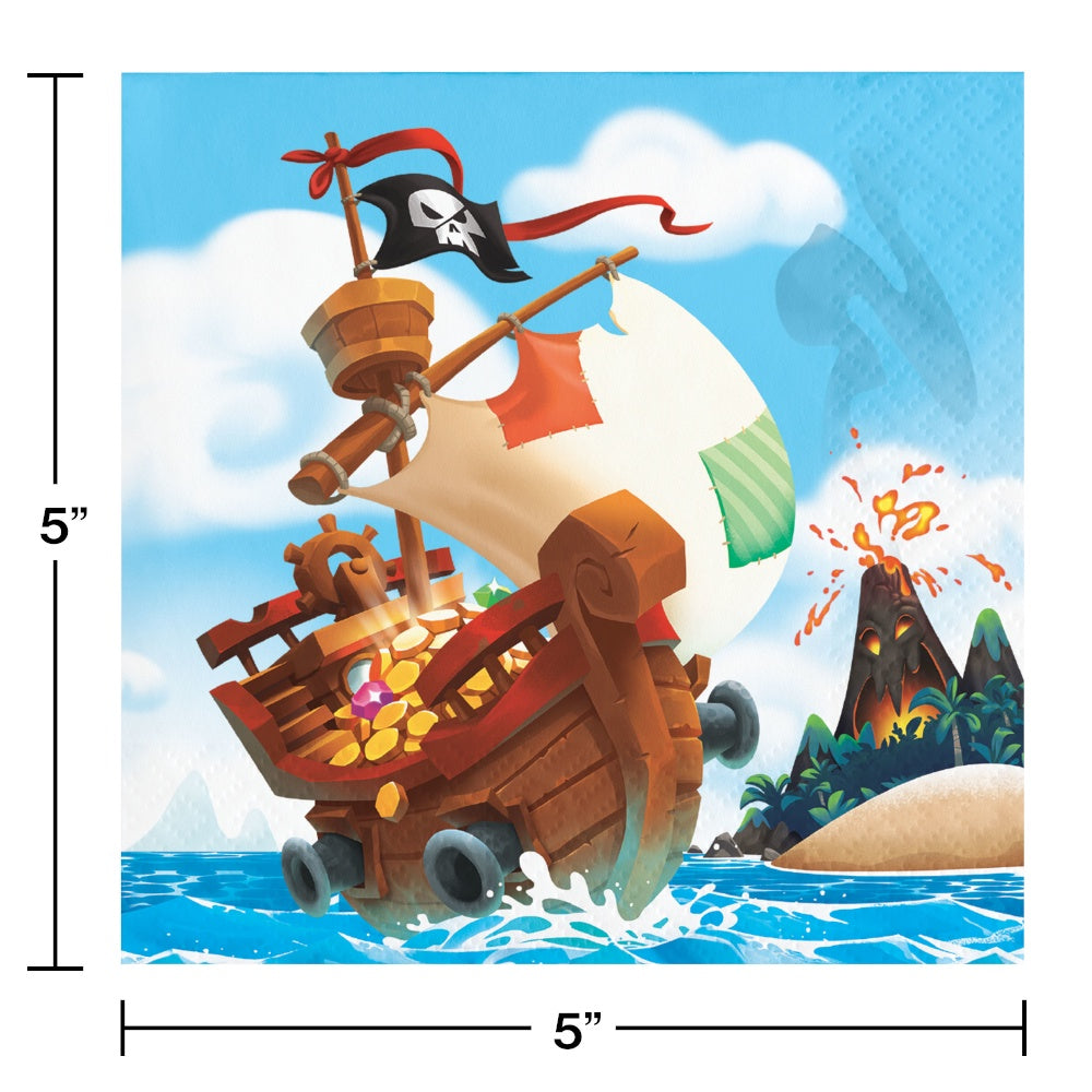 BN 12/16CT 2P PIRATE TREASURE
