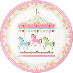Birthday: Kids Birthday (Girls): Carousel