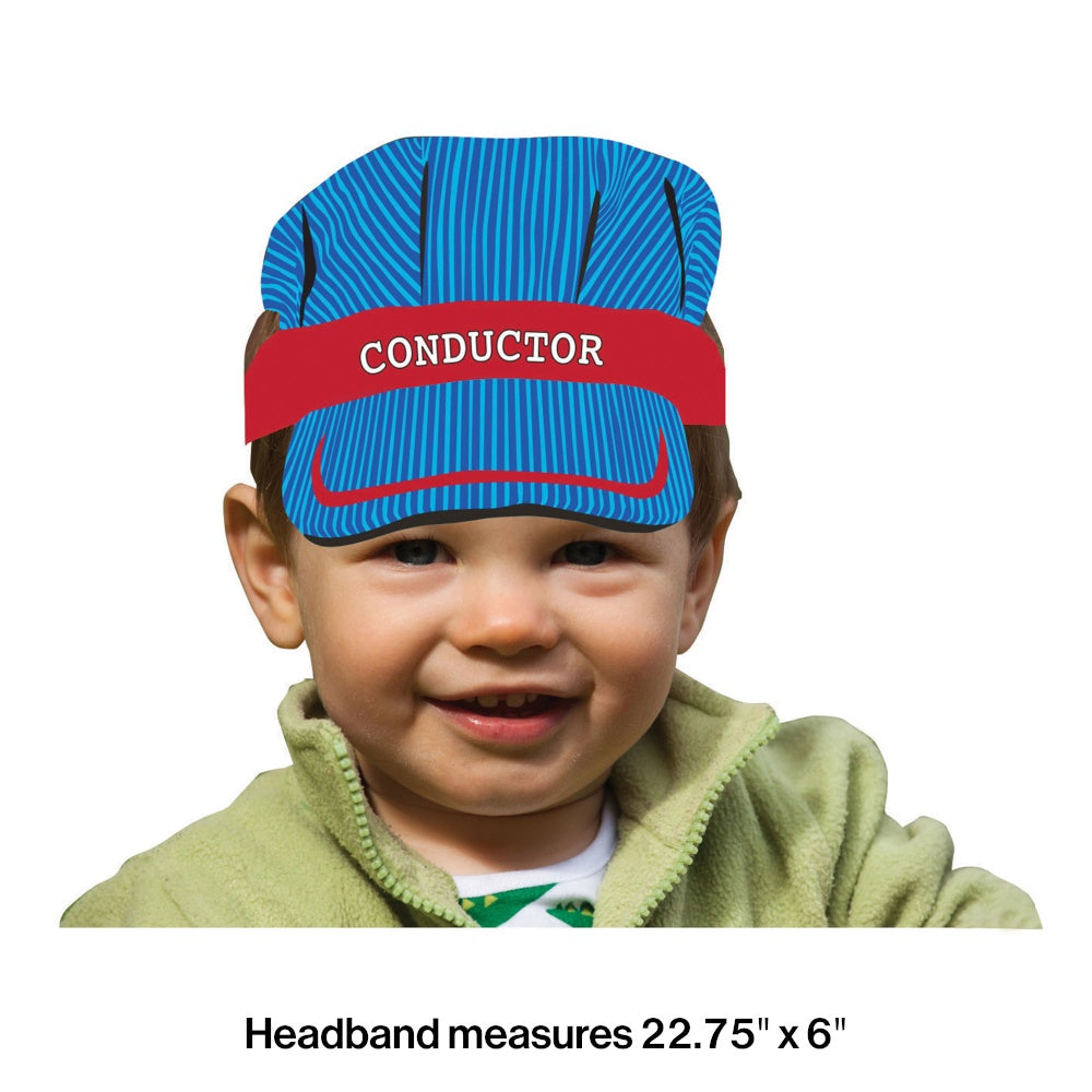 HEADBAND 6/8CT CHILD ALL ABOARD [324352]