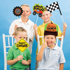 Birthdays: Kids Birthday (Boys): Monster Truck Rally