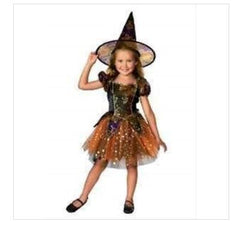 Costumes: Kids (1-13): Elegant Witch