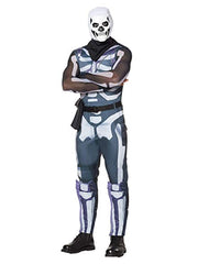 Costumes: Kids (1-13): Skull Trooper Jumpsuit
