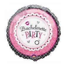 Bachelorette Party Foil Balloon 18In