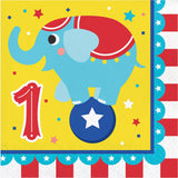 LN 12/16CT 2P CIRCUS PARTY 1ST
