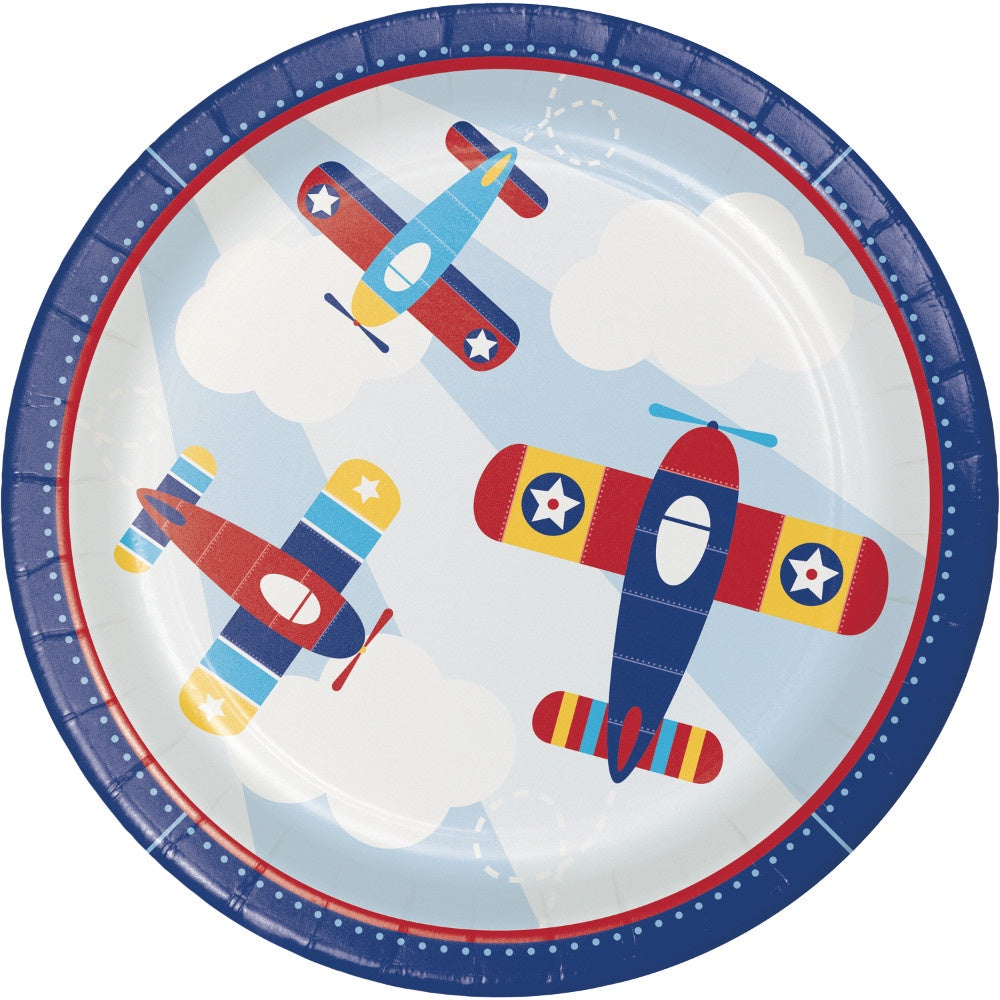 PLT9 SS 12/8CT LIL' FLYER AIRPLANE [331504]